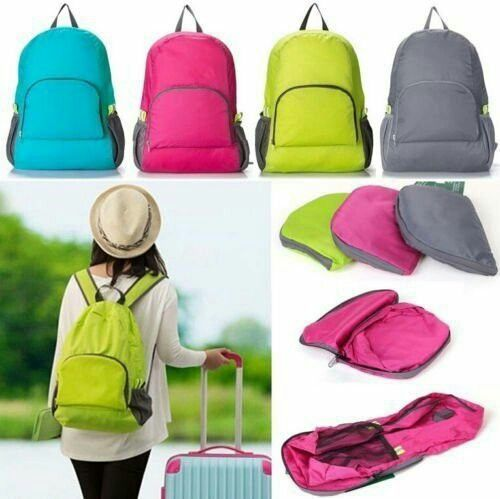 Foldable bag pack Rs 500/ .
