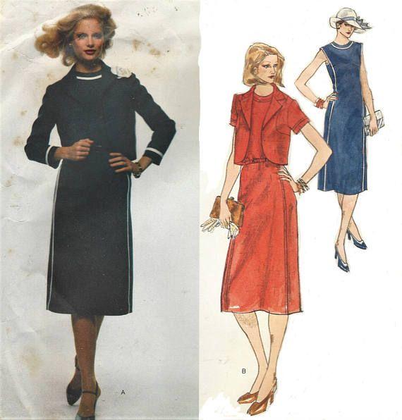 2113 besten Vogue Sewing Patterns Vintage and Modern Bilder auf ...