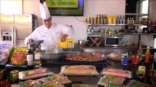 Don Paella Catering Services & Party Rental - YouTube