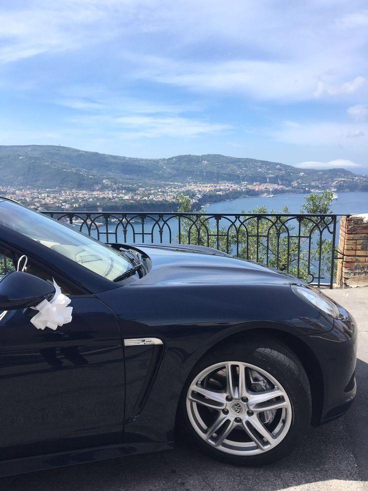 La nostra Magica Porsche Panamera in una Spettacolare Location!!!