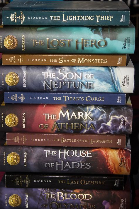 Ahh from the lighting thief to the blood of olympus! We all been together since the begging to the end . Percy Jackson , You'll never be forgotten .. ~Daughter of the sea