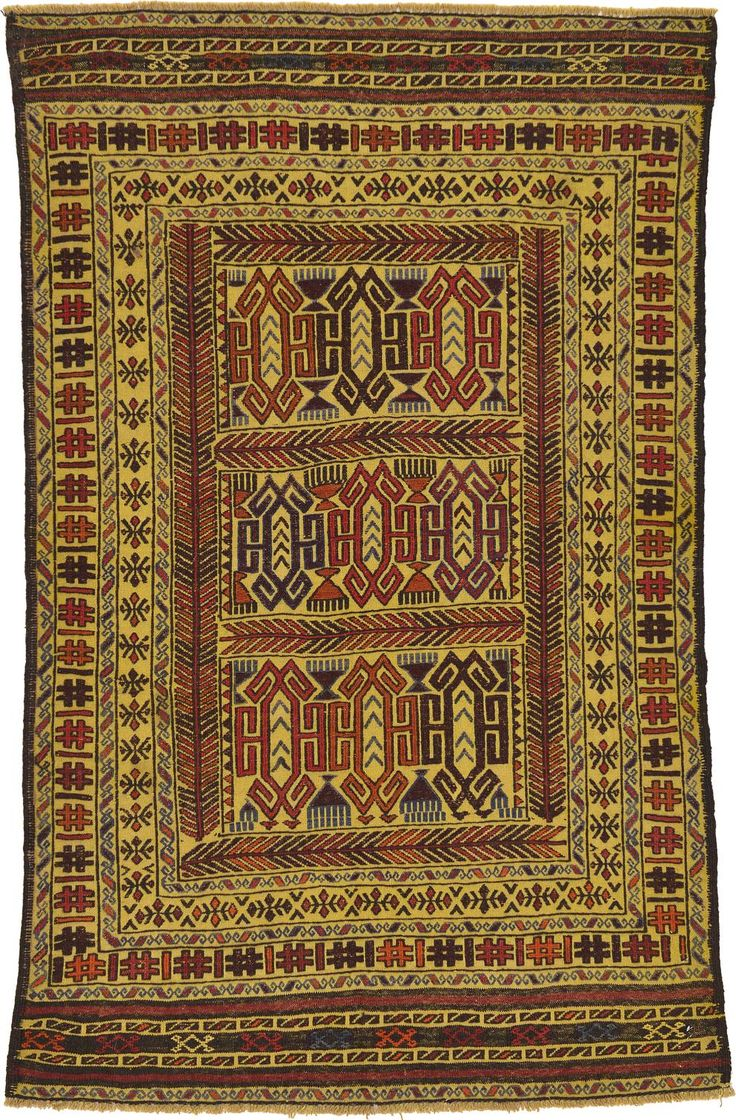 Cream 4 X 6 Kilim Afghan Rug Area Rugs Irugs Uk