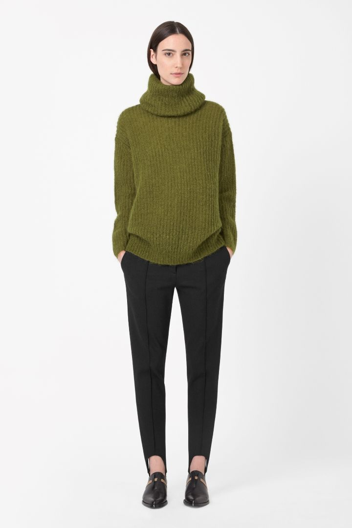 COS | Oversized roll-neck jumper