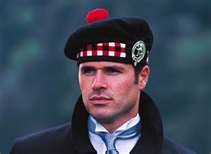 The Balmoral (hat/cap — variation of a French beret ~ℛ).