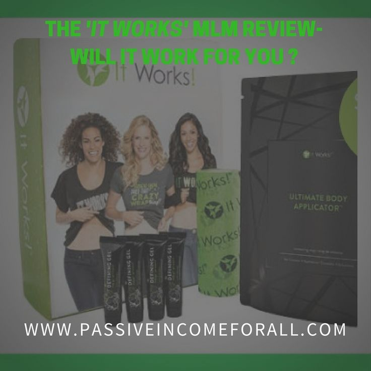 Is The It Works Business worth your time and effort? Find out everything you need to know in this It Works MLM Review