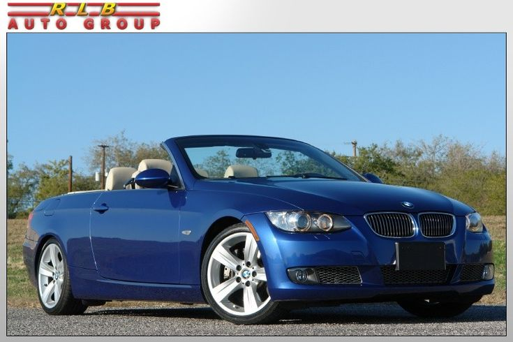 2008 BMW 3 Series Sport 335i Convertible