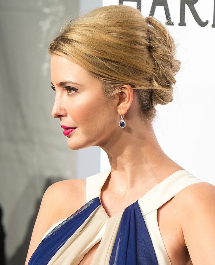 16 of Ivanka Trump's Most Memorable Beauty Moments - 2015  from InStyle.com
