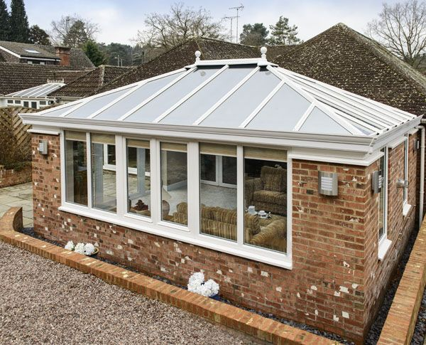 Anglians new orangery design
