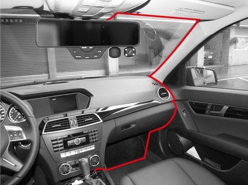 4518bbeffd577c97b51b0d5f40bdd725 rear view mirror dashcam best 25 rear view mirror camera ideas on pinterest rear view  at mifinder.co