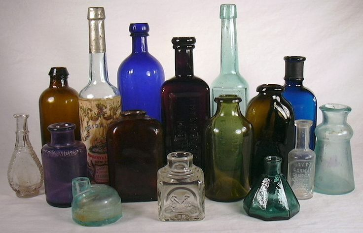 Bill Lindsey's Historic Glass Bottle Identification & Information Website