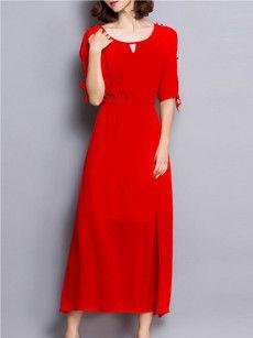 Fashionmia black and red dresses for sale - Fashionmia.com