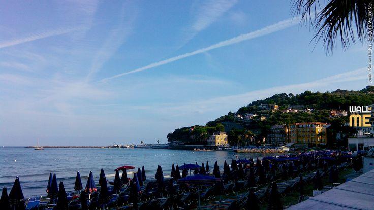 2016, week 20. Diano Marina, Liguria (Italy). Picture taken: 2014, 08