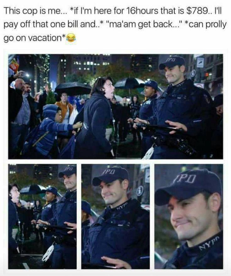 Dating a cop jokes