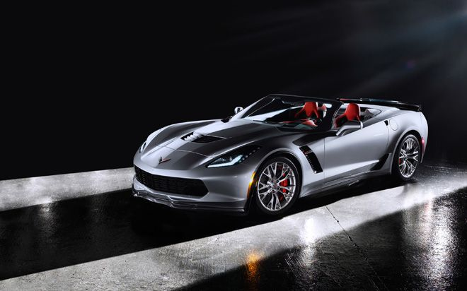 2015 Corvette Z06 Convertible | urdesign magazine