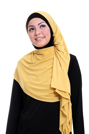 love this hijab style..