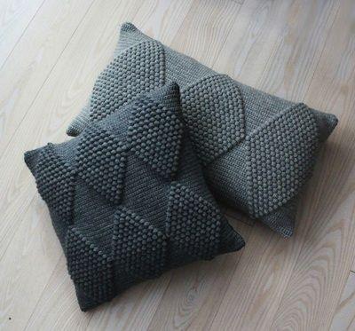 point de nope , laine peignée