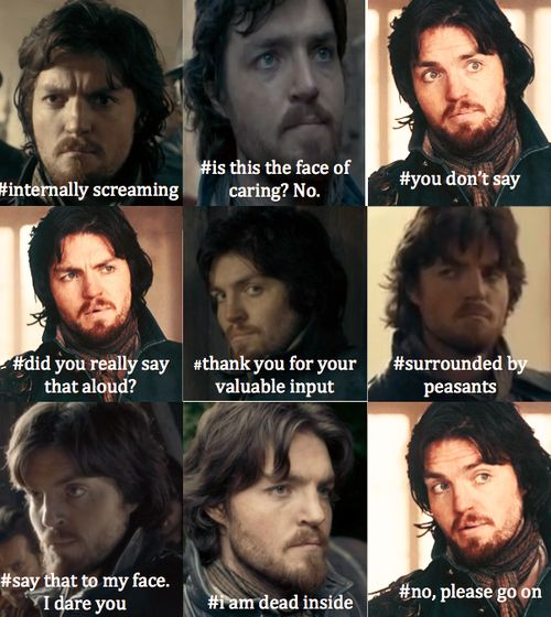 """Community Post: 12 Reasons Why BBC One's """"The Musketeers"""" Is Fantastic #themusketeers"""