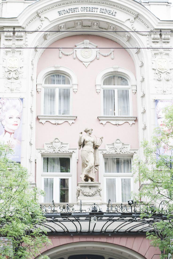 Budapest Operetta House - from travel blog: http://Epepa.eu