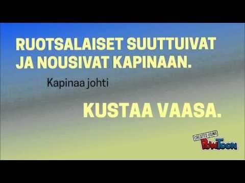 Kustaa Vaasa - YouTube