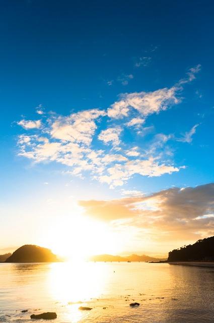 Paihia, Bay of Islands, New Zealand...stunning