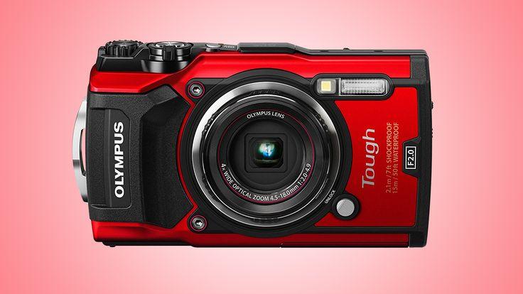 The 5 best waterproof cameras in 2017