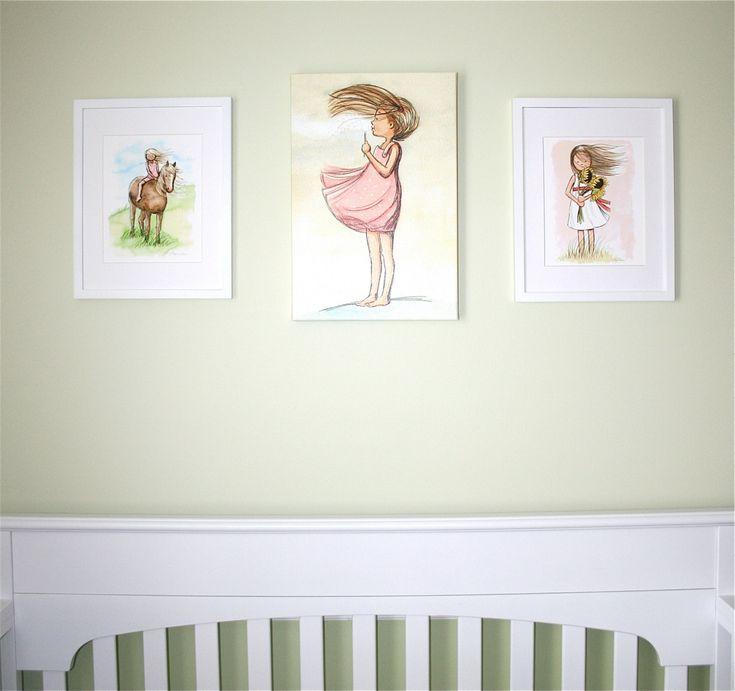 160 Best Childrenu0027s Wall Art Prints Images On Pinterest | Art Prints, Art  Print And Girl Wall Art