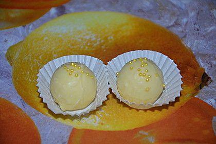 Limoncello-Trüffel