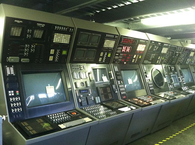 Sci Fi Control Levers : Best control rooms images on pinterest panel