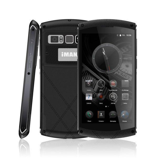 iMAN Victor 5.0 Inch 4GB RAM 64GB ROM Dual SIM Waterproof 4800mAh 4G NFC Octa-core Smartphone Sale - Banggood.com sold out