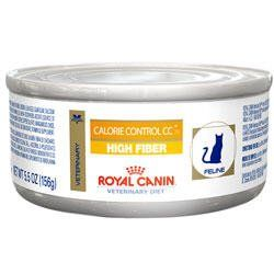 Royal Canin Veterinary Diet Calorie Control High Fiber Canned Cat Food 24/6 oz >>> Be sure to check out this helpful article. #CatFood