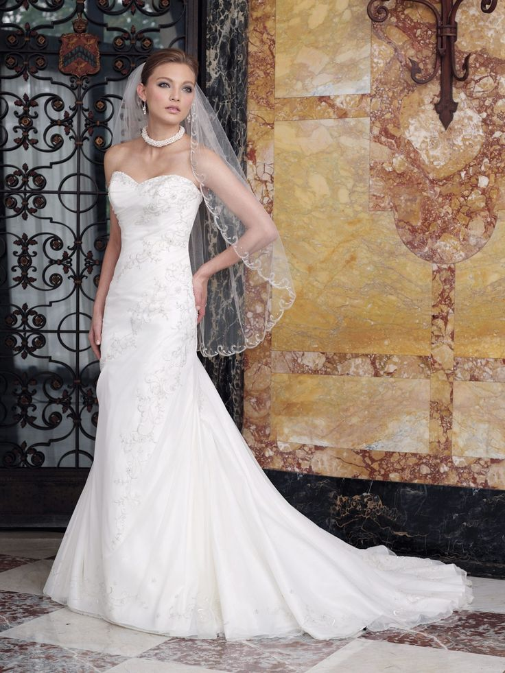 48 besten Mermaid Wedding Dresses Bilder auf Pinterest ...