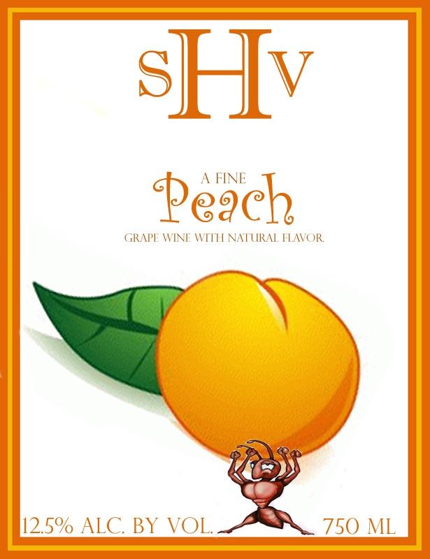 Peach ChardonnayPeaches Chardonnay