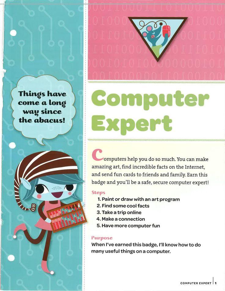 Computer Expert Badge Overview