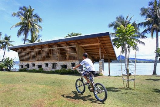 Study Center in Tacloban / WORKSHOP | ArchDaily