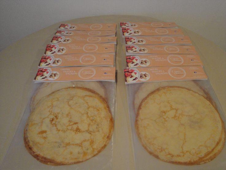 Crepas Caseras dulces y saladas, todo bajo pedido para garantizar la frescura del producto.
