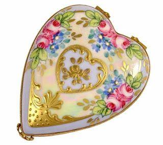 7 das Artes: Caixinhas de porcelana Sèvres e Limoges, são puro encantamento!