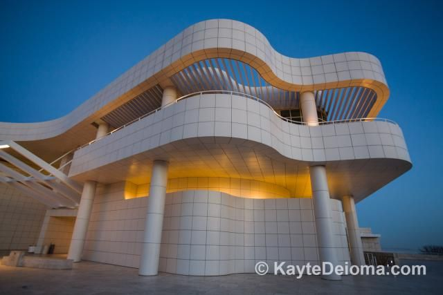 From Science to Art and History, Visit Los Angeles Museums for Free!: Getty Center in Brentwood, Los Angeles, CA