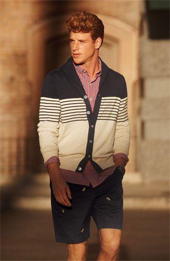 Brooks Brothers Shawl Collar Cardigan | Nordstrom
