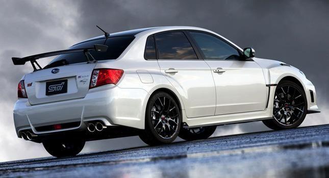 Subaru Unleashes Crown Jewel Of JDM Impreza STi Series With New Photos]