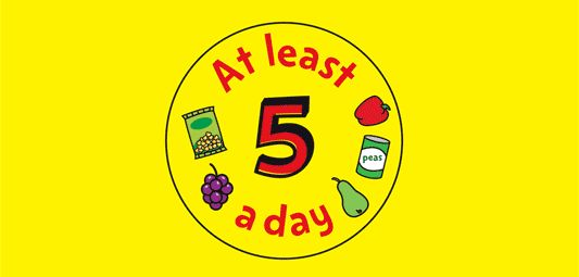 5 A DAY - Live Well - NHS Choices