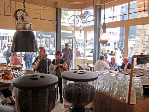 top 10 coffee shops London (and I don't even drink coffee - I just love the vibe;)