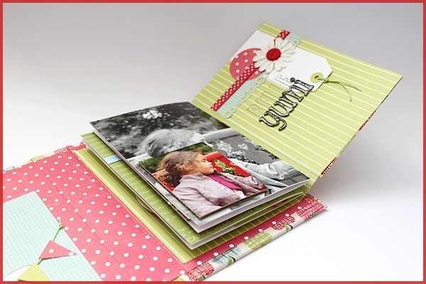 Mini Scrapbook (I am making my princess a mini book of letters that I write to her; different size index cards)