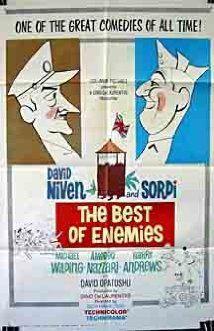I due nemici (1961) Guy Hamilton.                                      The Best of Enemies.  (Italia, USA).