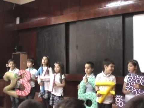 """Children of first grade perform the """"Bubble sort"""" algorithm - YouTube"""