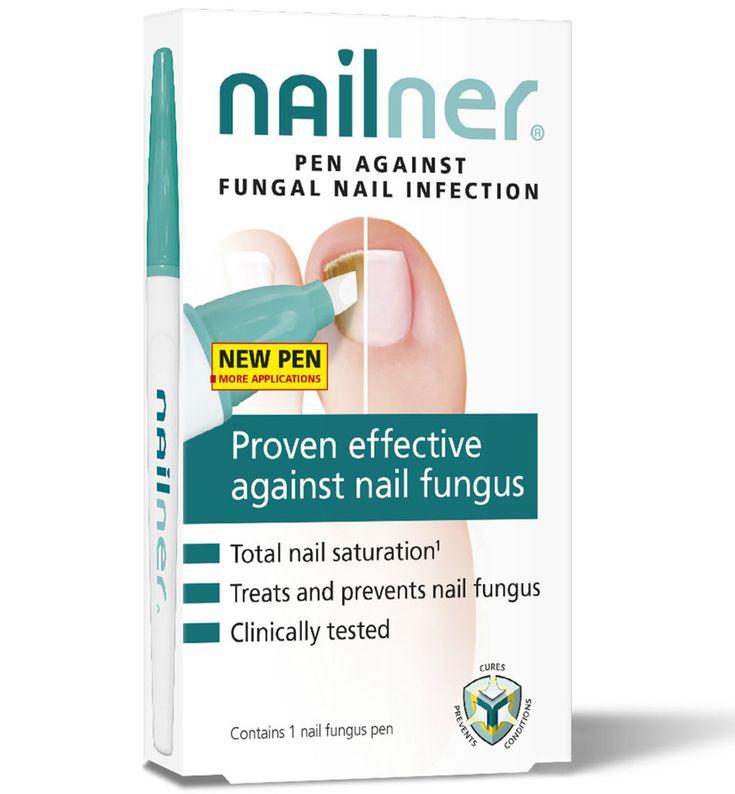 Nailner Pen 4ml - Nail Fungus Treatment - Fungal Nail Infection Treatment