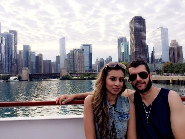 """""""Chicago was great. We were very happy with the accommodation and location of the hotel. It was a new city that we had never been to so everything was very new but exciting for us. I will definitely use Odenza again for vacation bookings."""""""