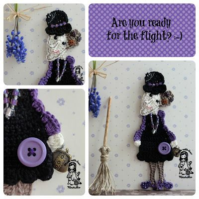 Vendulka :-)Flight, Crochet Boards, Crochet Decor, Ready, Wall Hook