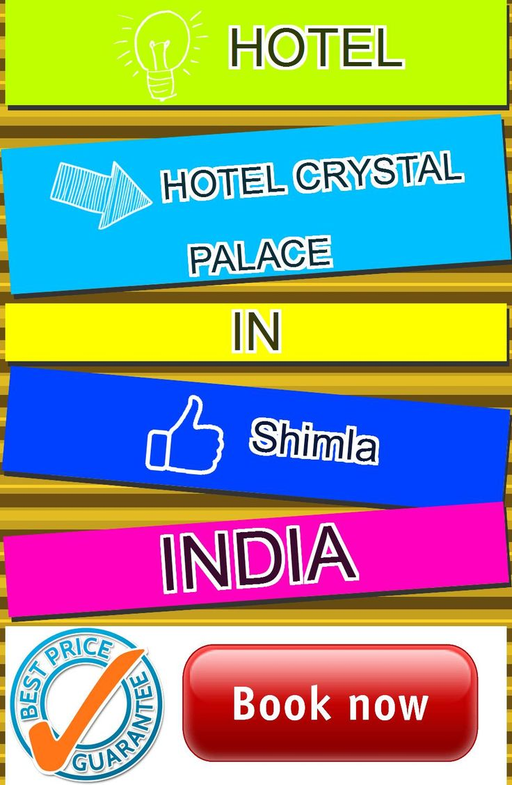 Hotel Crystal Palace in Shimla, India. For more information, photos, reviews and best prices please follow the link. #India #Shimla #travel #vacation #hotel