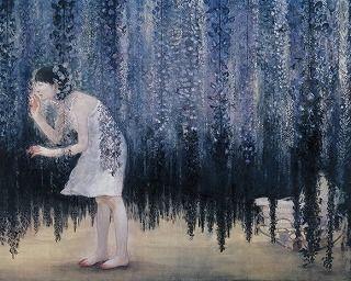 松井冬子展 - 映画的・絵画的・音楽的