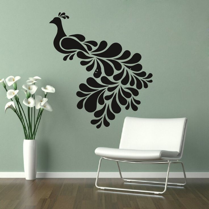 121 best Wall Decals images on Pinterest Vinyl wall decals Wall